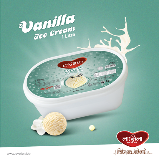 Vanilla 1 lt