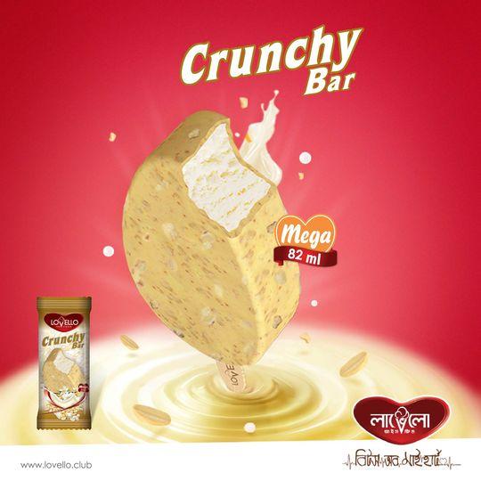Crunchy Bar - Mega