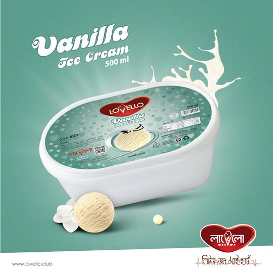 Vanilla 500 ml